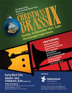 RGPF Band 'CHRISTMAS BRASS IX' Dec 10th, 2017