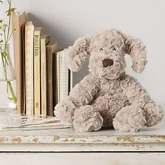 Jellycat Puppy - Riley Puppy | The White Company