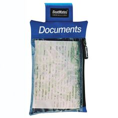 Gander Mountain® > BoatMate Document Pouch - Camping > Kayaks & Boats > Paddle Sport Accessories :