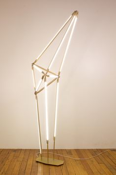 Geometric Light Fitting Inspired by Crystalline Structure - http://freshome.com/2012/05/08/geometric-light-fitting-inspired-by-crystalline-structure/