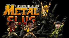 RELEMBRANDO O PASSADO !! Metal Slug