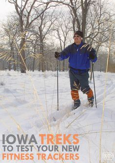 Great Iowa treks and trails to test out your new fitness trackers from the Iowa DNR