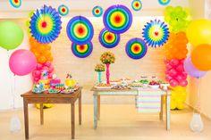 Rainbow party – Festa Arco Iris