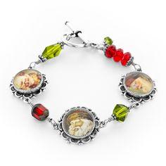 Winter Holidays Bracelet | Fusion Beads Inspiration Gallery