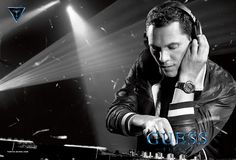 There is something going on very energetic because world's top second number DJ Tiesto is coming. People are too excited and they have to be