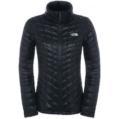 0ade142a182 Doudoune Femme Thermoball Full Zip Jacket noire TNF Black The North Face