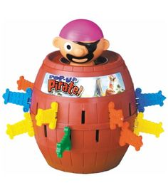 Tomy 7028 - Spiele - Pop Up Pirate! Tomy http://www.amazon.de/dp/B00000JICB/ref=cm_sw_r_pi_dp_CFtxub09VGATH