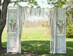Wedding Curtains Backdrop Lace Wedding Garland Burlap Garland Backdrop Weddings Burlap Backdrop Barn Door Backdrop Curtains Rustic