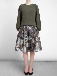 Jason Wu Chunky Cashmere Knit Sweater - Browns - Farfetch.com