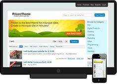 Fiverr WordPress Theme – Micro-Jobs WordPress Theme review