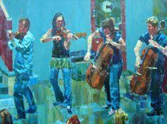 Covent Garden Quartet,  Hashim Akib