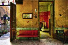 A Cuba. Werner Pawlok. Sur les traces de la vieille Havane