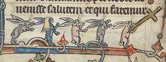 Book of Hours, use of St Omer c 1320 Add MS 36684 Folio 24v