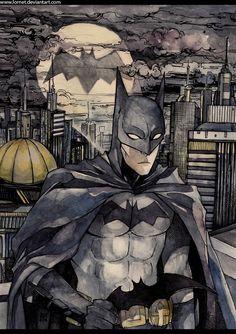 Batman bylorna-ka