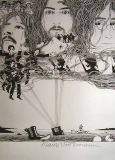 The Beatles by Klaus Voormann