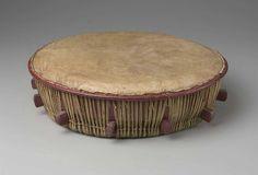 Frame drum (rammana?)  , 1950–75 - Southeast Asia