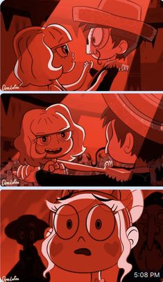 Disney Channel, Jackie Lynn Thomas, Evil Art, Star Wars, Blood Moon, Starco, Star Vs The Forces Of Evil, Force Of Evil, Scooby Doo