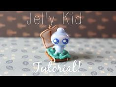 Bravest Warriors Collab with Polymomotea! ♡ Jelly Kid & Toast Raft Tutorial ♡ - YouTube