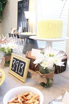 Little Moments: A Honeybee Gender Reveal Party