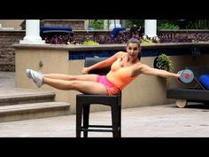 How to Do a Water Aerobics Deep Water Workout | Water Aerobic Exercise - YouTube