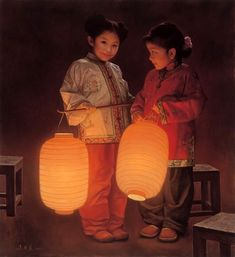 Zhu Yi Yong (1957, Chinese) | I AM A CHILD
