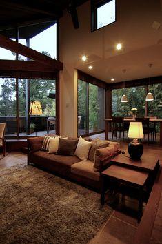 Interior Living Room Design Trends for 2019 - Interior Design Home Room Design, Room Interior, Interior Design Living Room, Modern Interior, Interior Architecture, Interior And Exterior, House Design, House Rooms, Room Decor Bedroom
