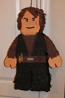 LEGO Star Wars- Anakin Skywalker Custom Pinata by PinatasPlus (www.facebook.com/pinatasplus1)