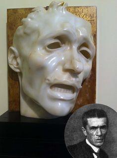 Adolfo Wildt, Self-portrait Contemporary Sculpture, Drawings, Statues, School Stuff, Masks, Painting, Patterns, Sculptures, Art