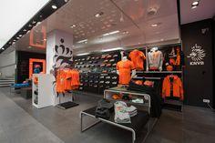 Nike shop Kalverstraat  confettireclame.nl