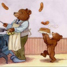 Little Bear! I have always loved Little Bear.