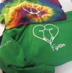 Fighter Hoodies: Invisible Illness :D
