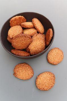 Biscuits aux flocons davoine