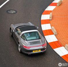 Porsche 991 Targa 4S 5