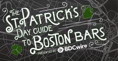 Want to no where to celebrate with a pint this St. Patrick's Day? Check out our infographic guide.