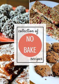 No Bake Recipes