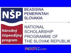 Beasiswa Pemerintah Slovakia bagi Mahasiswa S2, Doktor, Dosen, dan Peneliti