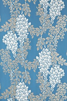 Wisteria BP 2218 | Wallpaper Patterns | Farrow & Ball