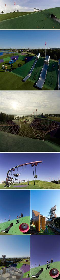 Blaxland Riverside Park - Sydney, Australia -Included in the latest issue of Landscape Architecture magazine