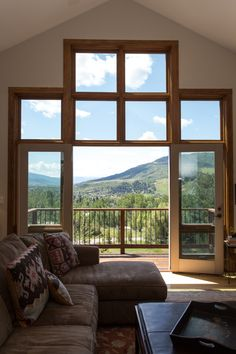 Incredible views of #steamboatsprings AND downtown location. #steamboatsmyhome #skitown #steamboatrealestate