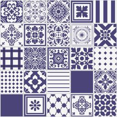 Patchwork Unicolor Colonial - 20x20