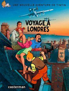 Les Aventures de Tintin - Album Imaginaire - Voyage à Londres