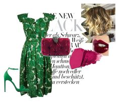 """Evening set"" by illuminans on Polyvore"