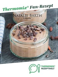 Ein Thermomix ® Rezept aus der Katego… Low Carb Quark Mousse by Keepcalmandmix. A Thermomix ® recipe from the Desserts category www.de, the Thermomix ® community. Thermomix Desserts, Low Carb Desserts, Easy Desserts, Low Carb Recipes, Healthy Recipes, Paleo Diet Breakfast, Low Carb Breakfast, Breakfast Recipes, Free Breakfast