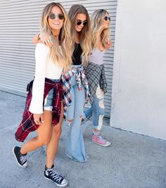 Show Me Your Mumu street style with the Tilley sisters