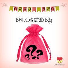 Mystery Bracelet Grab Bag Jewelry Grab Bag Bracelet Surprise Bracelet Beaded Bracelet Beaded Charm Bracelet Mystery Jewelry