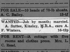 The Kinsley Mercury (Kinsley, Kansas) 16 December 1920