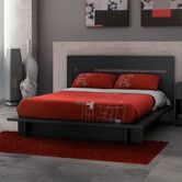Found it at Wayfair - Milan Queen Platform Bed