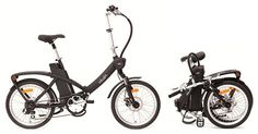 Velosolex, Pininfarina-designed folding electric bicycle, £999.00