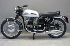 Fichas de motos clásicas: Norton 650 SS 1962