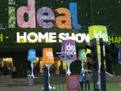 Ideal home Show  Earls Court Exhibition Centre in #London #idealhomeshow #earlscourt #exhibitioncentre